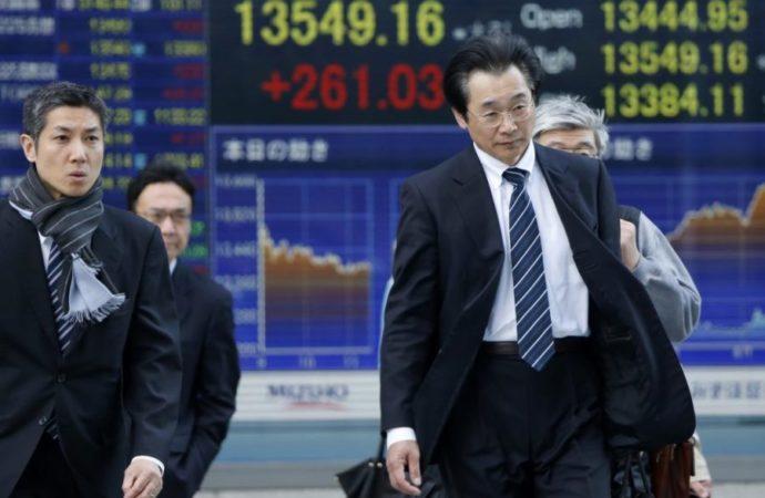 Azijske berze zabilježile pad, dolar stabilan