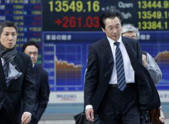 Azijska tržišta: Jen ojačao, berzanski indeksi u padu
