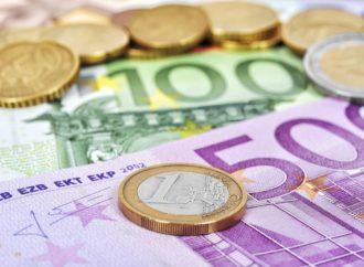 Euro pao ispod 1,08 dolara