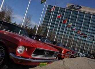 Na radost Trampa Ford ulaže 1,2 mlrd u terence