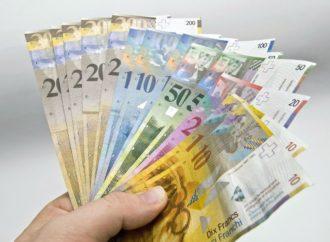 SNB: Švajcarski franak je precijenjen