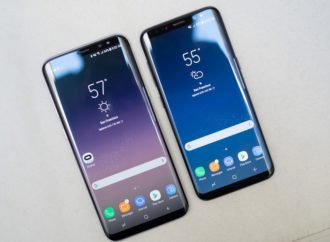 Zamjena ekrana na Samsung Galaxy S8+ koštaće 250 eura