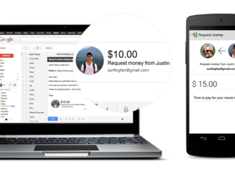 Google omogućio slanje novca preko Gmaila na Androidu