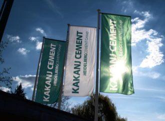 Tvornica cementa Kakanj lani zaradila 17,6 miliona KM