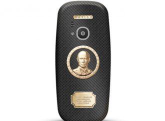 Putin na Nokiji 3310: Telefon sa likom ruskog predsjednika na tržištu