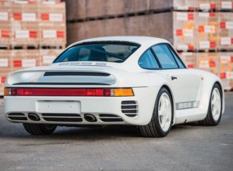 Rijedak Porsche 959 prodat po rekordnoj cijeni