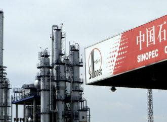 Kineski naftni gigant Sinopek povećao dobit za 44 odsto