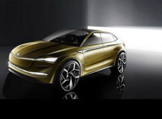 Škoda Vision E najavljuje ulazak u svijet električnih automobila