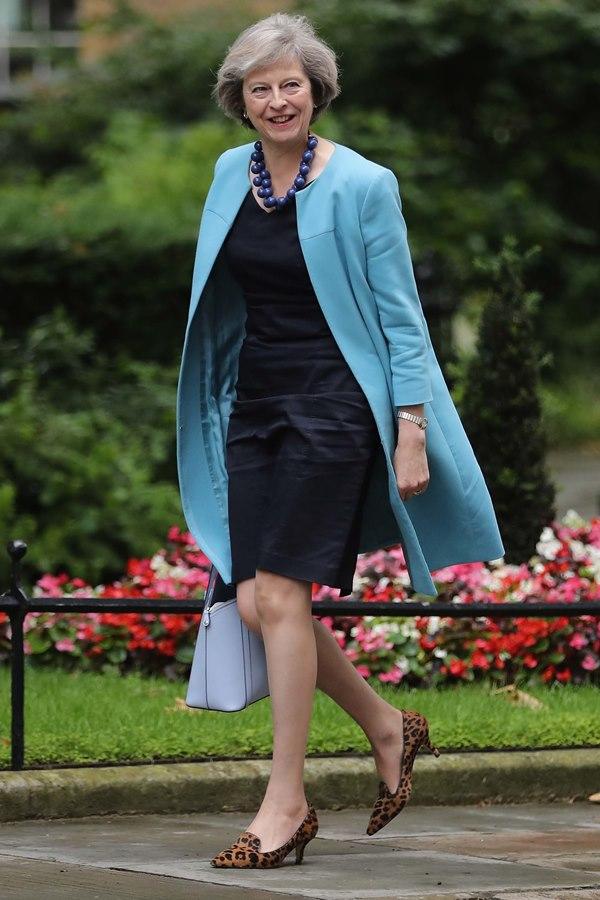 Premijerka Tereza Mej nije prisustvovala obilježavanju 60 godišnjice EU u Rimu, jer se priprema za izlaska Ujedinjenog Kraljevstva iz EU – foto VOGUE