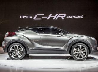 Pet EuroNCAP zvjezdica za Toyotu C-HR