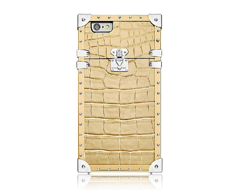Zlatna futrola za iPhone 7