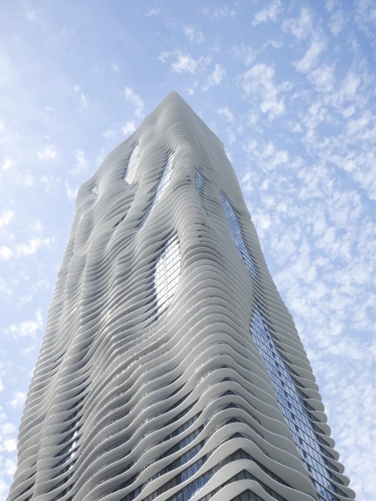 4. Aqua toranj