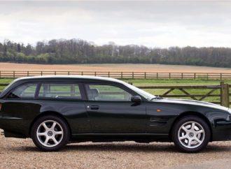 Rijetka zvjerka: Aston Martin karavan
