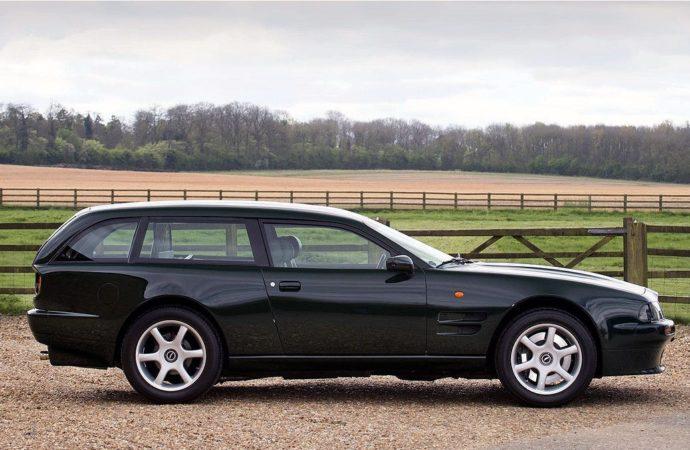 Aston Martin karavan 1