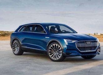 Audi počinje primati narudžbe za električni SUV