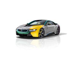 Milanski sajam: Najšareniji BMW I8
