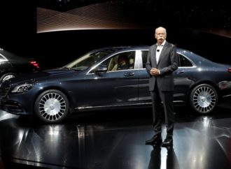 Mercedes u Šangaju pokazao novu S-klasu…