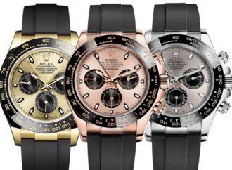 Impresivne nove verzije Rolex časovnika