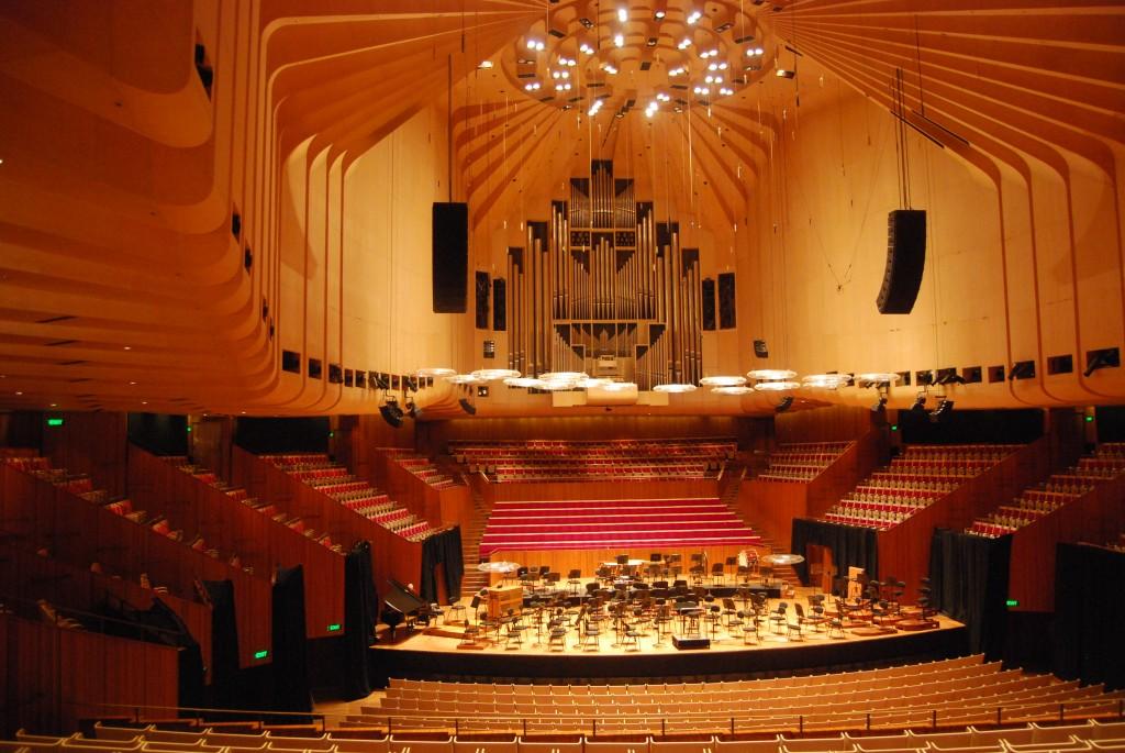 Sidnejska kuća opere (Sydney)