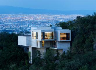 """Fantastičan projekat kuće koja """"raste"""" iz šume"""