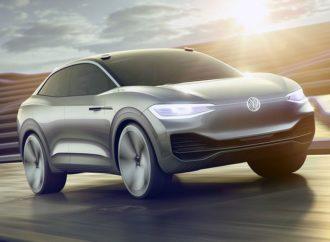 Volkswagen ID Crozz: Futuristički električni krosover