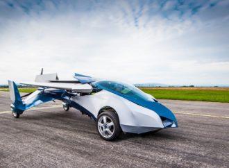 Kompanija AeroMobil u Monacu predstavlja poboljšani leteći automobil