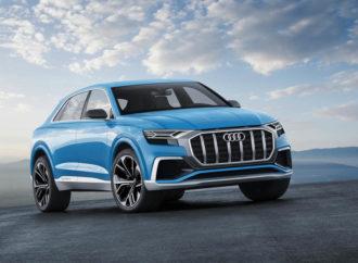 Audi Q8 stiže naredne godine, Q4 godinu poslije
