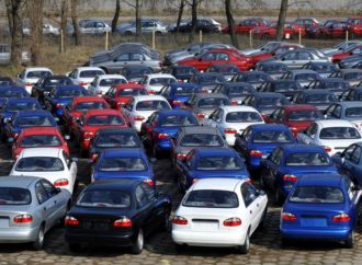 Smanjena prodaja automobila u Evropi