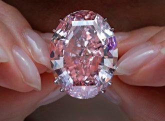 Dijamant prodat po rekordnoj cijeni od 71,2 miliona dolara
