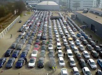 Za Ginisa: Najveća parada elektroautomobila na svijetu