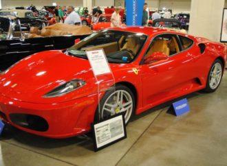 Trampov Ferrari prodat za 270.000 dolara