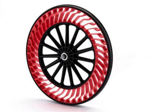 Bridgestone izbacuje na tržište gume bez vazduha?