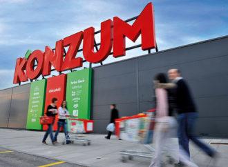 Konzum bi mogao zatvoriti čak 50 odsto trgovina u Hrvatskoj