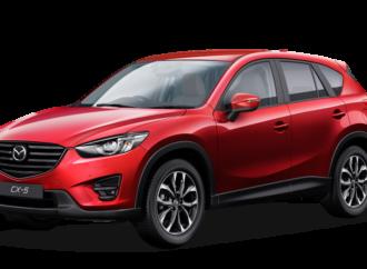 Mazda CX-5 bilježi rekordan rast prodaje