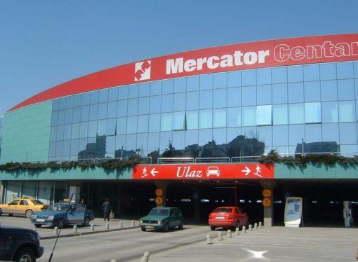 Mercator prodaje imovinu vrijednu više od 100 miliona eura