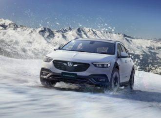 Opel predstavio novu avanturističku Insigniju Country Tourer