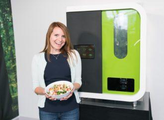 Robot koji pravi 1.000 različitih salata