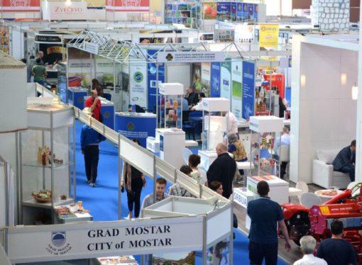 Otvoren 20. Međunarodni sajam privrede u Mostaru