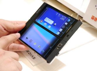 Samsung proizvodi mobilne telefone sa duplim displejem
