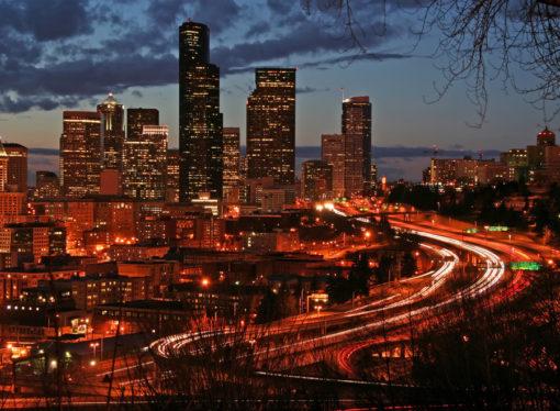 Sijetl je grad koji se uvijek mijenja