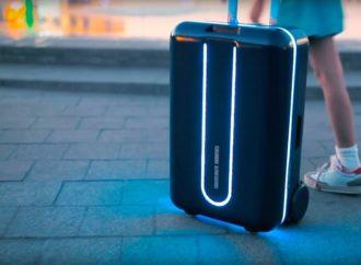 Kofer Travelmate može pratiti vlasnika na aerodromima