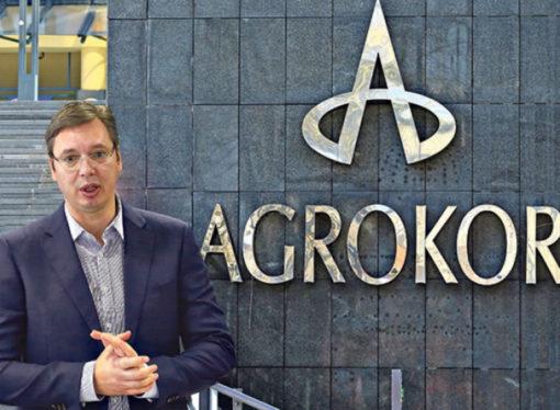 Vučić: Nećemo potonuti s Agrokorom