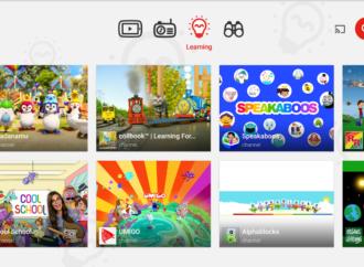 YouTube Kids dostupan na pametnim televizorima