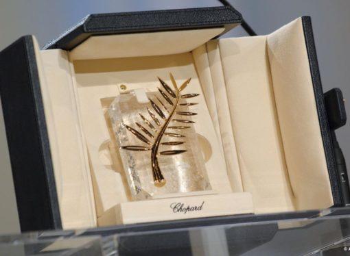 Zlatna palma prvi put ukrašena dijamantima