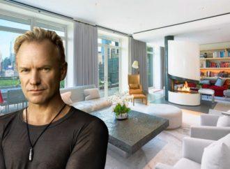Sting prodaje penthouse vrijedan 56 miliona dolara u njujorškoj ulici bogataša