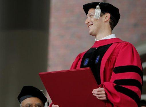 Zakerberg dobio diplomu 12 godina pošto je napustio Harvard