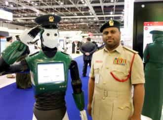 Policija u Dubaiju dobila kolegu robota