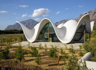 Spektakularna kapela u Južnoj Africi