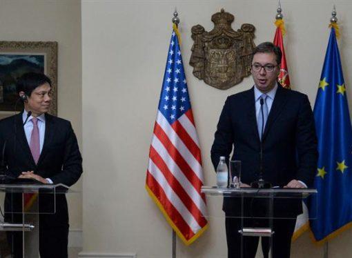 Vučić najavio američke investicije, bez subvencija