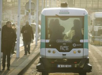 Autobus bez vozača u Beču